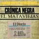 Leeh Crónica negra 23: EL MATAVIEJAS
