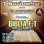 """""""BIBLIA E. T."""" 'EPISODIO 1'"""