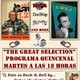 The Great Selection 14 - Mayo - 2019 (DJ Raffael-lo & Satur 'd' Ortiz)