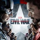 LODE 6x36 Marvel CIVIL WAR