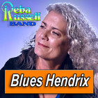 REBA RUSSELL · by Blues Hendrix