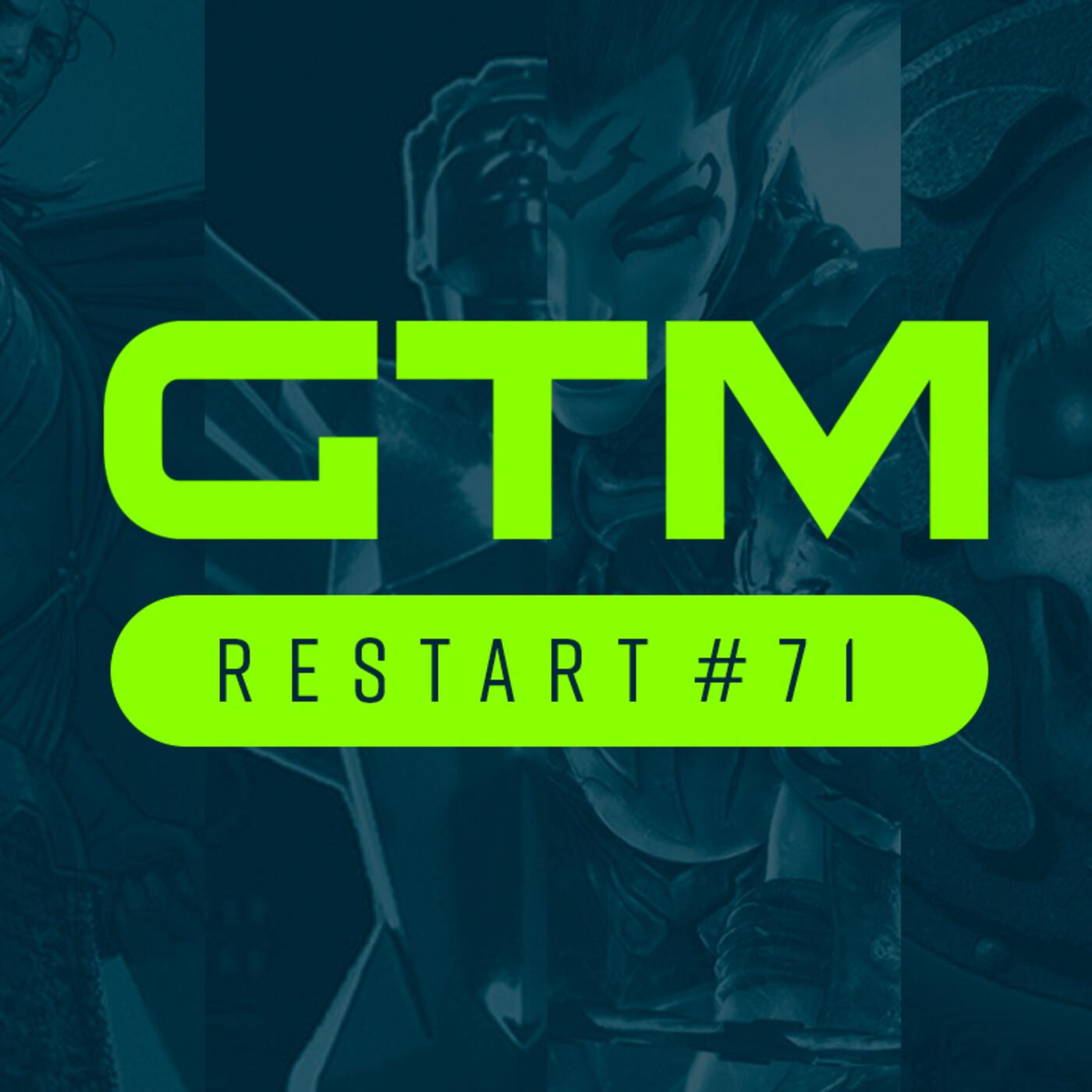 GTM Restart 71 | Platinum Games no Cierra · Las novedades de Sega · Impresiones The Last of Us Parte 2 · Retro Game Gear