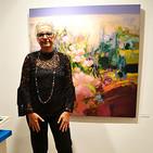 Entrevista a la pintora María Teresa Martín-Vivaldi con motivo de su exposición en 'Un abril en invierno'