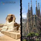 UK elimina las restricciones para viajar a Egipto y la inversión en Barcelona se recupera un 37%