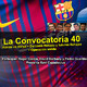 La Convocatoria 40: Dembélé presentado + Alavés vs Barça + Fichajes y traspasos