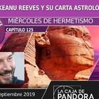 MATRIX 4, KEANU REEVES Y SU CARTA ASTROLÓGICA, por Juan Carlos Pons López