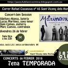 Jam Session amb Metrinova & Friends