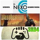Players Podcast 2x04. El Nexo con Alejandro Pascual, Jugando a Gears 5 y Blasphemous, comentarios y mucho más...
