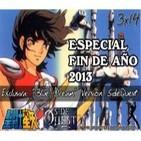 3x14 Saint Seiya: Especial Fin de Año 2013 - Exclusiva: 'Blue Dream' versión SideQuest