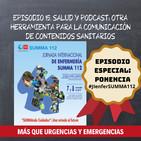 EP 15. Salud y podcast: otra herramienta para la comunicación de contenidos sanitarios