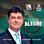 Bajar la Guardia: Efraín Alegre - Entrevista en Radio La Pizarra - 18 may 19