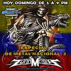 ZONA METÁLICA ESPECIAL DE METAL ECUATORIANO (PARTE 3) 23-diciembre-2018