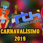 Carnavalísimo 2019 lunes 4 febrero 2019