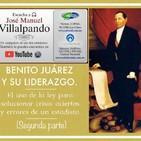 Benito Juárez y su liderazgo (2)