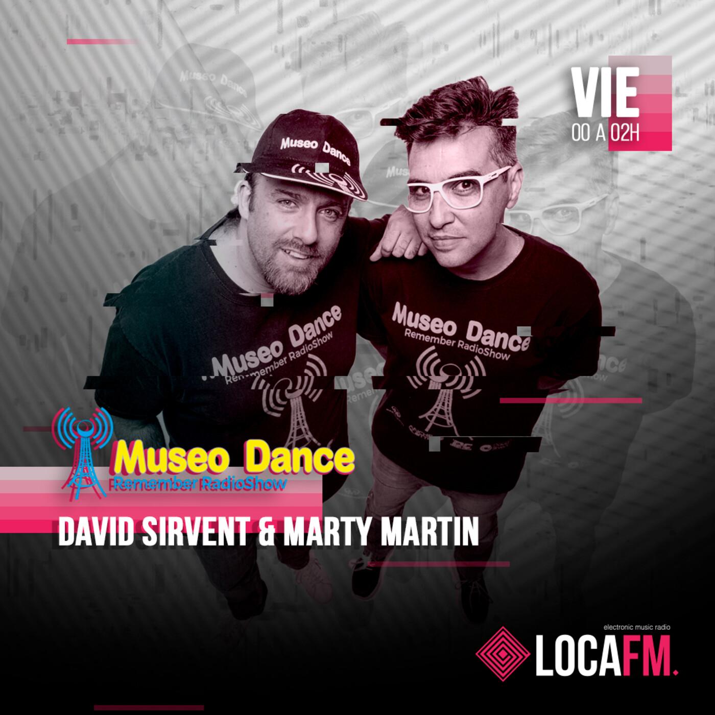 Museo Dance 155 (16/10/20) LOCA FM