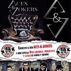 Corsarios - Domingo 28 de enero de 2018 - Especial / Entrevista con ACES & JOKERS
