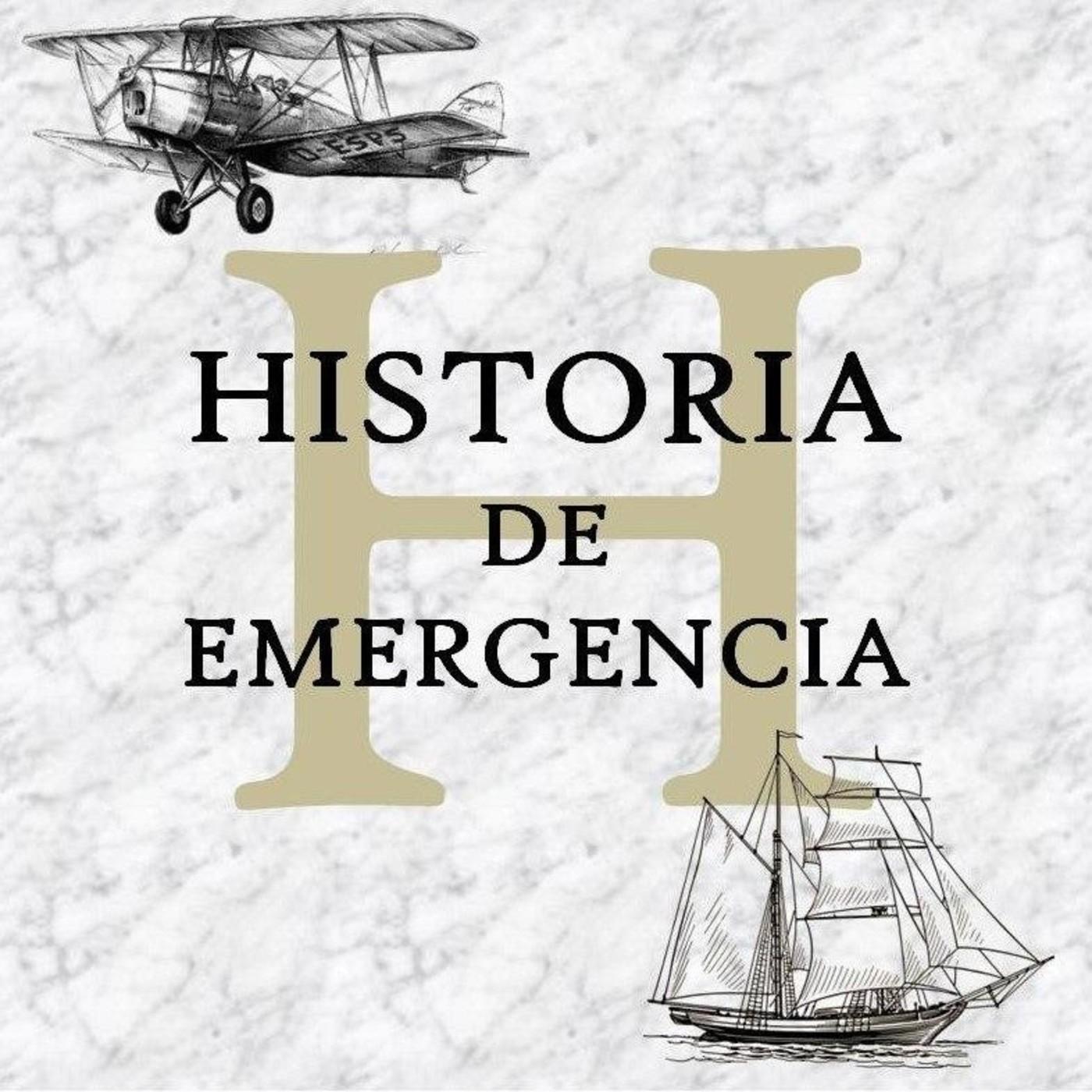 Historia de Emergencia 071 Historia de la bandera de España
