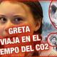 Greta thunberg viaja en el tiempo