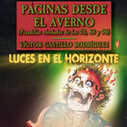 Luces en el Horizonte: PÁGINAS DESDE EL AVERNO (Con Víctor Castillo)