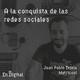 #129 - A la conquista de las Redes Sociales con Juan Pablo Tejela de Metricool