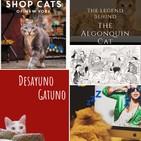 LENGUAS en New York // la gran DJ Marien Baker// Iñaki Grao de DESAYUNO GATUNO// Canjear multas por alimento gatuno...
