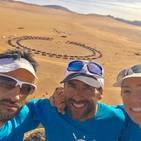 #RadioTrail Los hispanos encuentran oro y plata en el Sahara.