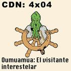 CdN 4x04 - Oumuamua: El visitante interestelar