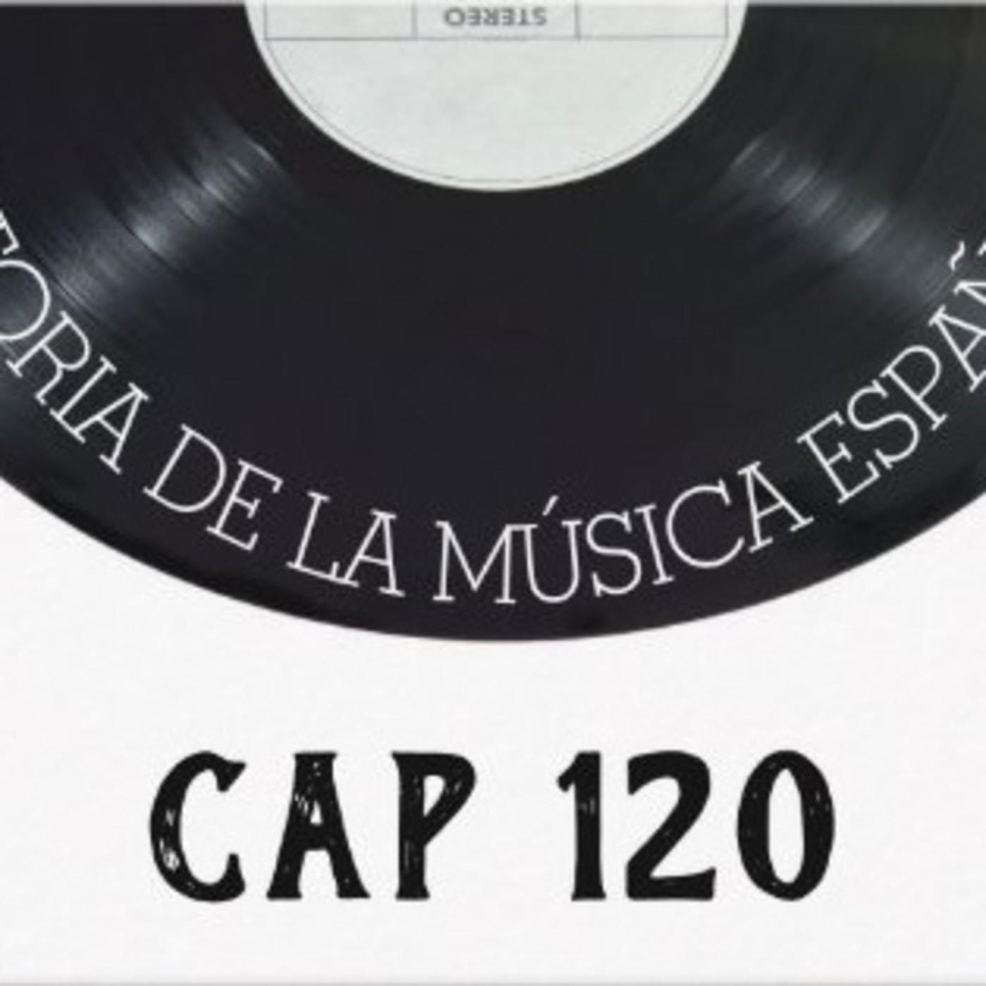 Programa 120 de Historia de la Música Española
