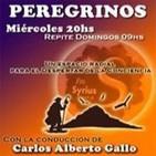 Peregrinos: entrevista exclusiva a Caludia Garriga y Sergio Sanchez