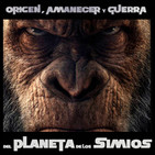 LODE 7x42 Origen, Amanecer y Guerra del PLANETA DE LOS SIMIOS