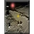 ¿OVNIs y ruinas en la Luna?