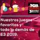 Post-E3 con los 3 Gordos Bastardos | Pixelbits con Cerveza