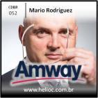 CDBR 052 - Quatro Gerentes - Mario Rodriguez