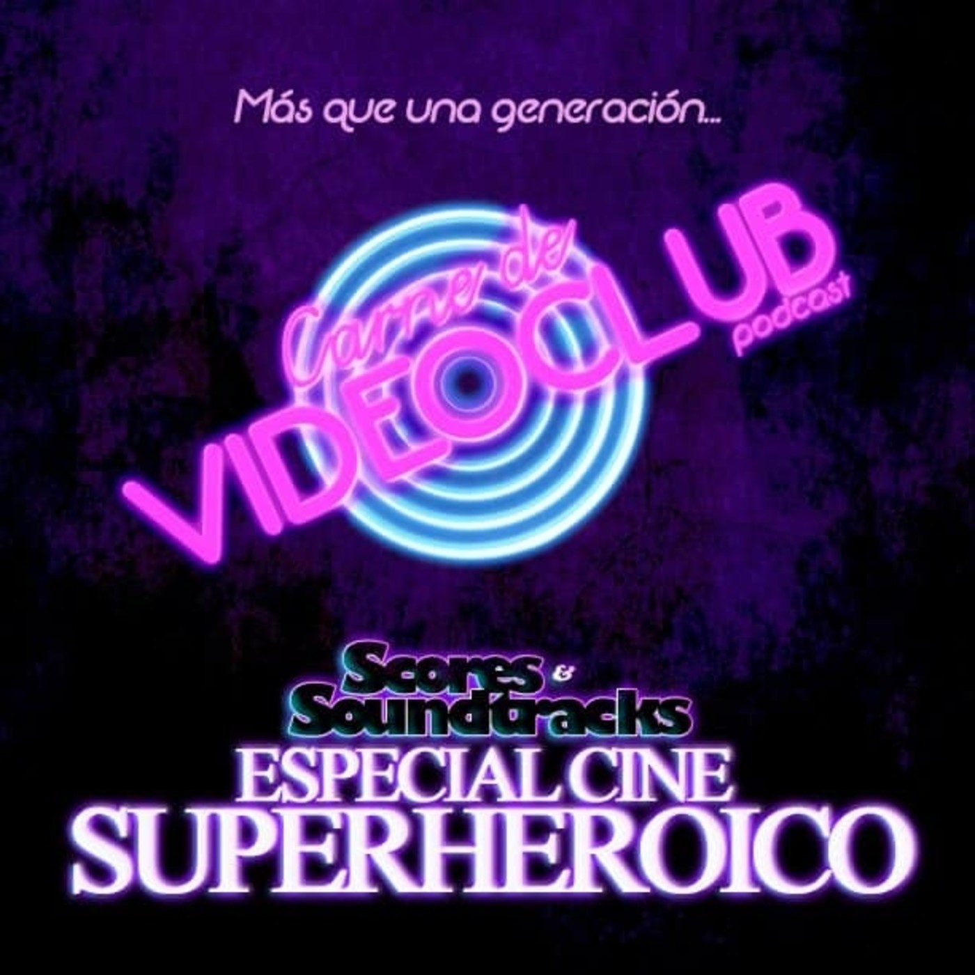Carne de Videoclub - Episodio 131.5 - Especial Cine Superheroico (Soundtracks & Scores vol 18)