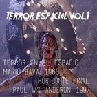 Aguas Turbias 43: Terror Espacial vol. 1: Terror en el Espacio y Horizonte Final