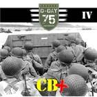 CB+PLUS D-DAY 4/6 Desembarcos norteamericanos. Sangre y arena