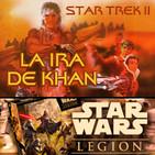 LODE 8x33 Star Trek LA IRA DE KHAN, Star Wars LEGION, Loders: PR17