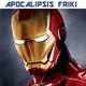 Apocalipsis Friki 037 - Trilogía Iron Man