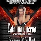 Episodio 14 de Julio de 2019 Especial Metal Sinfónico, y entrevista con la soprano Catalina Cuervo Part 2