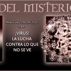 132- 3x03- VIRUS (La Amenaza Invisible) - FANTASMAS EN EL COLEGIO