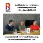 Análisis de los resultados elecciones generales #EleccionesRRR28A