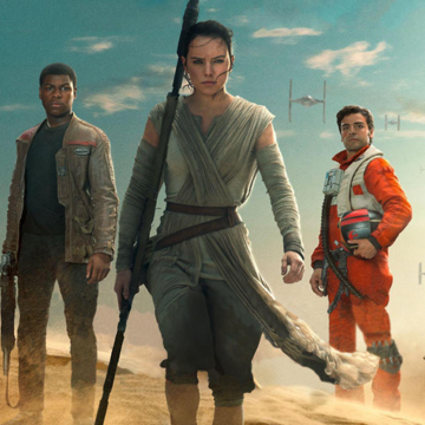 1x09 - Especial : Star Wars Episodio VII: El Despertar de la Fuerza