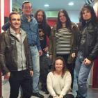 QMC entrevista a Lucía Arca con Mercury Rex