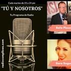 TU & NOSOTROS, RAFA y SARA, en RADIOCOMPLICES.COM con FERNANDO RODRIGUEZ. Programa 19/05/2020