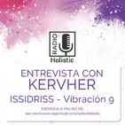 Entrevista con Kervher (Veronica Lizana) Issidriss Vibración 9 - Nuevo libro