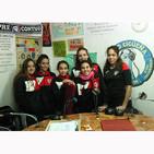 21-01-20 Entrevista a Nadadoras waterpolistas infantil femenino de la AD Rivas Natación