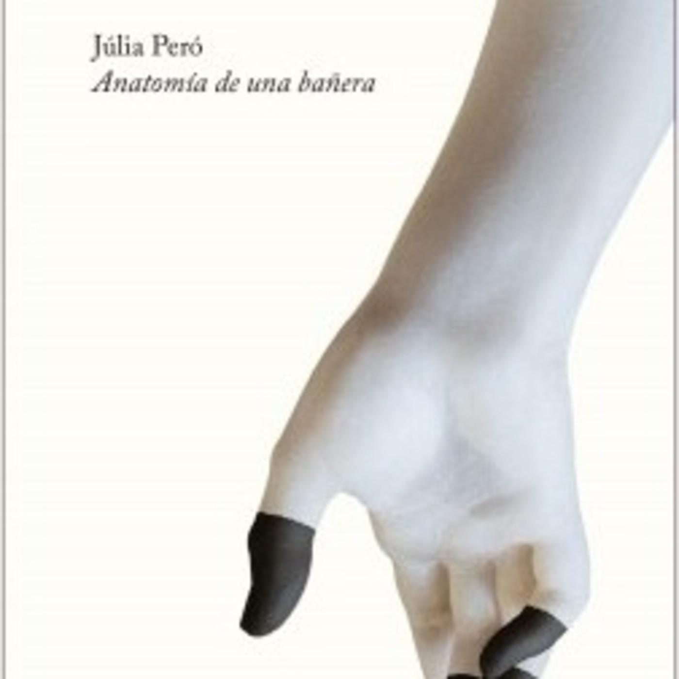 'Anatomía de una bañera' de Julia Peró