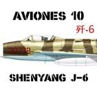 Aviones 10 #69 el desafiante Shenyang J-6/F-6 - Contratecnología, Guerra, Vietnam, China