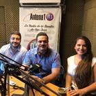 """Lanzamiento del disco """"Eclecticismo Conjetural"""" de Juan Marcos Tripolone en Radio Antena 1 FM 91.5MHz"""
