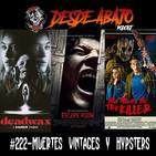 D.A. 222- Muertes Vintages y Hypsters
